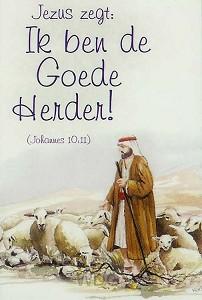 Poster a3 goede herder joh.10:11