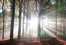 Wenskaart de Heer geeft grote doorbraken