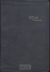Kanttekeningbijbel KTB35 dundruk sv zw