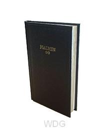 Psalmboek P25d datheen kansel klein