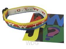 WWJD - Rainbow