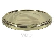 Communion tray baseplate