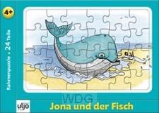 Kaart puzzel Jona en de vis set3