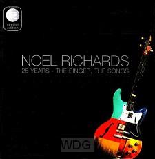 Noel Richards 25 years