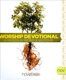 Worship devotional - november