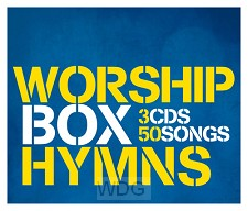 All for Jesus cd box set-live worsh