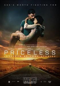 Priceless (DVD) - Geen NL ondertiteling