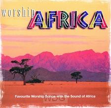 Worship Africa (CD)