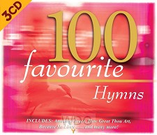 100 Favourite Hymns (3-CD)