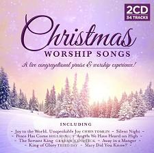Christmas Worship Songs - Live (2-CD)