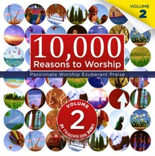 10.000 Reasons To Worship -vol 2(2-CD)