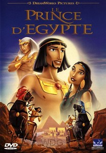 Prince D'Egypte (DVD French)