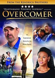 Overcomer (DVD) (int. ed)