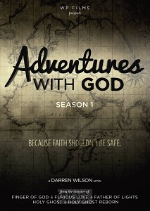Adventures With God-season 2.(4-DVD)