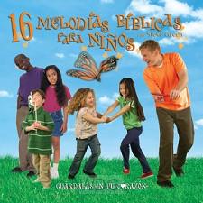 16 Melodias Biblicas Para Ninos (CD)