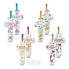 Cross bookmarks Psalms set4