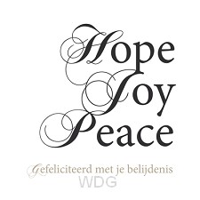 Wk vierkant puur belijdenis hope joy...