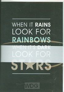 Wk puur when it rains...