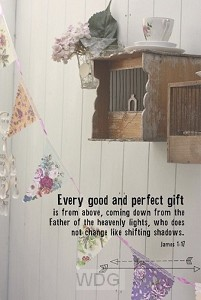 Wk every good and perfect gift