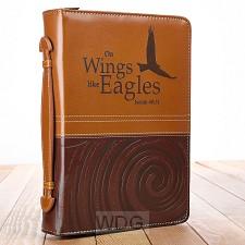 On Wings Like Eagle - Brown