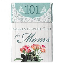 101 moments with God for moms