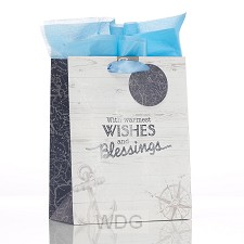 Wishes and blessings - 200x120x245 mm