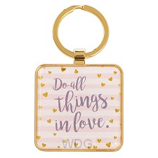 Do all things in love - Heart