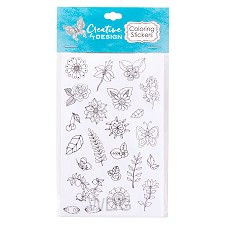 Colorable - Set of 6 sheets