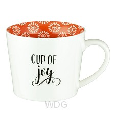 Cup of Joy - Orange