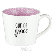 Cup of grace - Pink