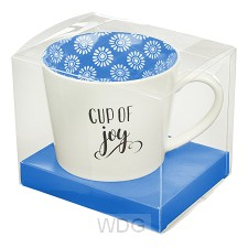 Cup of Joy - Blue