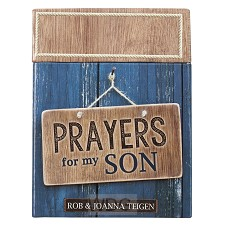 Prayers for my son