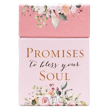 Promisses to bless your soul