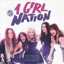 1 Girl Nation (CD)