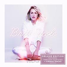 Britt Nicole-Deluxe (CD)