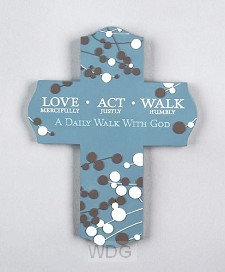 Cross a daily walk groot