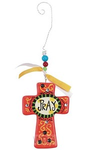 Cross pray