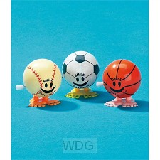 Jumping ball - Wind up