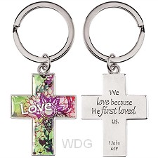 Love - We love because He first loved us