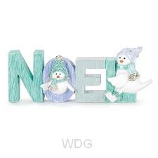 Noel - Birds - Word figurine