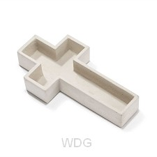 Cross shape - 16 x 30 cm