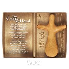 Cross in my hand
