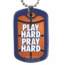 Play hard pray hard
