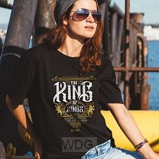 King of Kings - Black