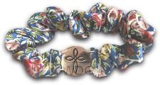 Cross (Scrunch bracelet)
