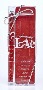 Amazing love pen bookmark