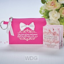 Coin purse precious and dearly loved