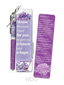 Pen/bookmark for i know woman
