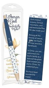 Pen/Bookmark Woman of God