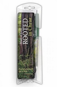 Pen/Bookmark Man of God rooted in